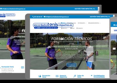 Gestión Tenis Impactos, S.L.