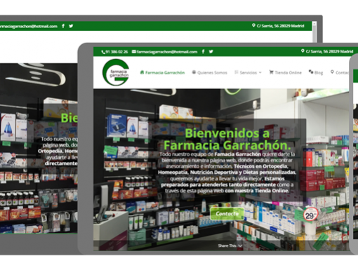 Farmacia Garrachón